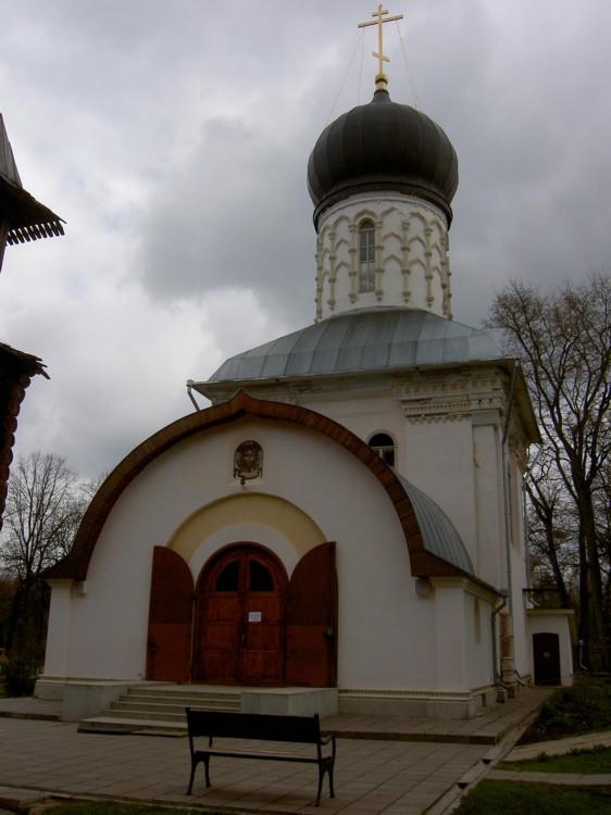 Церковь Александра Невского, Герцена им., санаторий