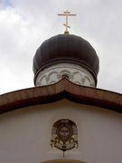 Церковь Александра Невского - Герцена им., санаторий - Одинцовский район, г. Звенигород - Московская область