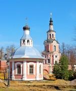 Донской. Донской монастырь. Церковь Георгия Победоносца