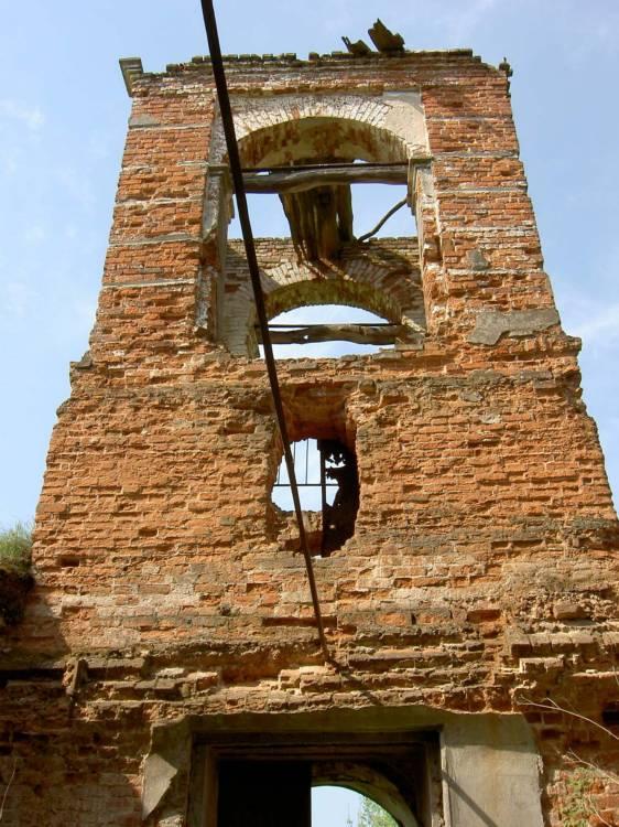 Церковь Успения Пресвятой Богородицы, Борзецово