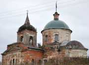 Церковь Воскресения Словущего - Воскресенское - Рузский район - Московская область