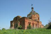 Церковь Спаса Нерукотворного Образа - Копцево - Мещовский район - Калужская область