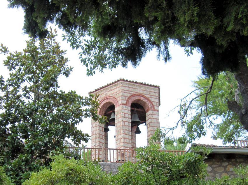 Спасо-Преображенский монастырь, Метеоры (Μετέωρα)