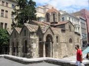 Церковь Введения во храм Пресвятой Богородицы - Афины (Αθήνα) - Аттика (Ἀττική) - Греция