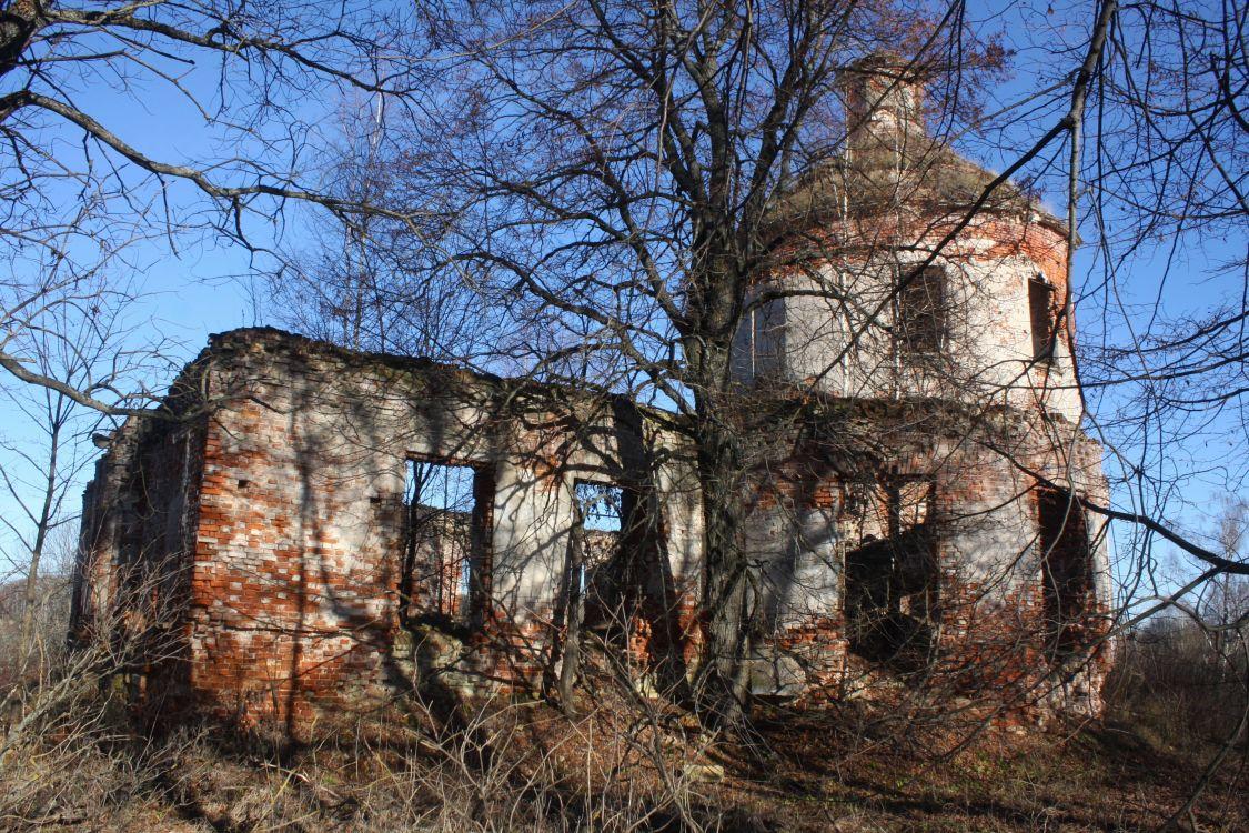 Церковь Димитрия Солунского, Шимоново