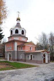 Церковь георгия победоносца в фирсановке с расписанием служб