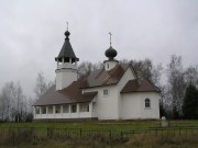 Церковь Смоленской иконы Божией Матери - Подолино - Солнечногорский район - Московская область