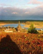 Церковь Успения Пресвятой Богородицы - Варзуга - Терский район - Мурманская область