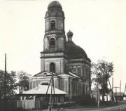 Нижние Муллы. Троицы Живоначальной, церковь