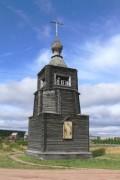 Успенский храмовый комплекс. Колокольня - Варзуга - Терский район - Мурманская область
