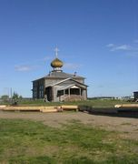 Церковь Афанасия Великого - Варзуга - Терский район - Мурманская область