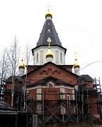 Медвежьи Озера. Ксении Петербургской, церковь