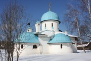 Церковь Рождества Пресвятой Богородицы - Надовражино - Истринский район - Московская область
