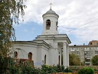 Церковь Всех Святых - Тюмень - г. Тюмень - Тюменская область