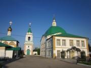 Чебоксары. Троицкий мужской монастырь. Собор Троицы Живоначальной