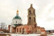 Церковь Троицы Живоначальной - Ольявидово - Дмитровский район - Московская область