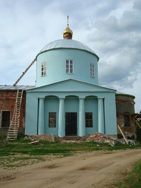 Церковь Боголюбской иконы Божией Матери, Юрьевское