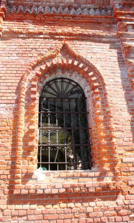 Церковь Покрова Пресвятой Богородицы, Кикино