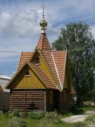 Церковь Матроны Московской - Икша - Дмитровский район - Московская область