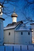 Старая Русса. Спасо-Преображенский монастырь. Церковь Рождества Христова