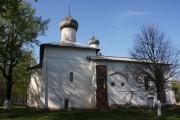 Спасо-Преображенский монастырь. Церковь Сретения Господня - Старая Русса - Старорусский район - Новгородская область