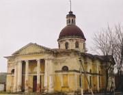 Церковь Воскресения Христова - Дединово - Луховицкий район - Московская область
