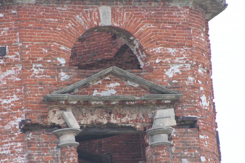 Церковь Богоявления Господня, Кузовка