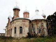 Церковь Успения Пресвятой Богородицы - Кичменгский Городок - Кичменгско-Городецкий район - Вологодская область