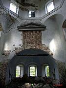 Церковь Рождества Пресвятой Богородицы - Новая Старина - Бабаевский район - Вологодская область