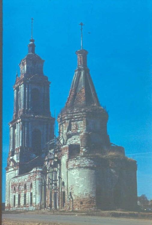 Церковь Никиты Мученика, Елизарово