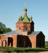 Церковь Троицы Живоначальной - Елизарово - Переславский район - Ярославская область
