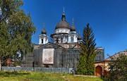Успенский Вышенский женский монастырь. Собор Рождества Христова - Выша - Шацкий район - Рязанская область