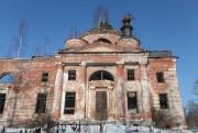 Церковь Спаса Всемилостивого - Спасс - Рыбинский район - Ярославская область
