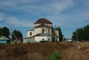 Церковь Спаса Преображения - Кичменгский Городок - Кичменгско-Городецкий район - Вологодская область