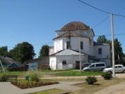 Кичменгский Городок. Спаса Преображения, церковь
