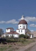 Церковь Троицы Живоначальной-Липин Бор-Вашкинский район-Вологодская область-Александра Левина