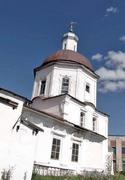 Церковь Троицы Живоначальной - Липин Бор - Вашкинский район - Вологодская область