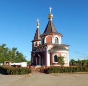 Дмитров. Всех Святых на новом городском кладбище, церковь