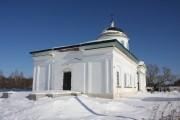 Минеево. Воскресения Словущего (Троицы Живоначальной), церковь