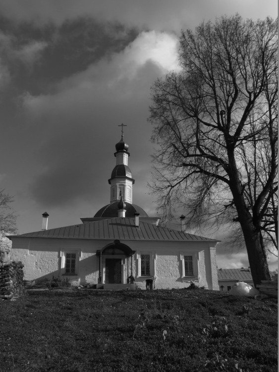Успенский Колоцкий монастырь, Колоцкое