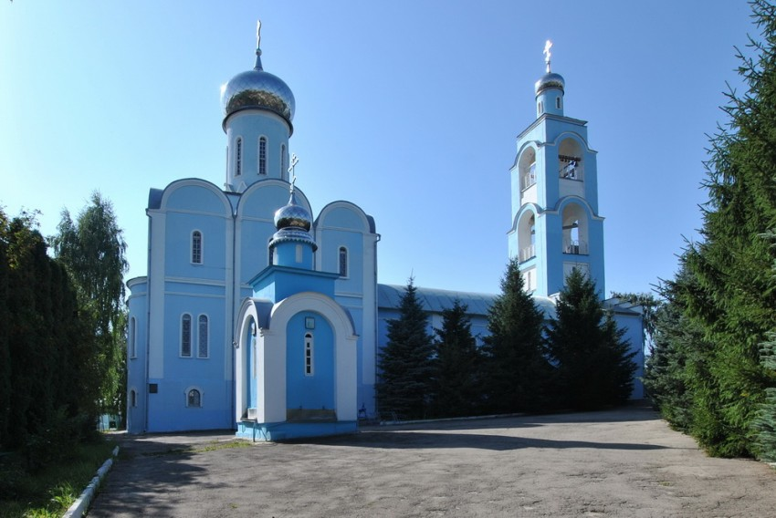 Кафедральный собор иконы Божией Матери