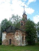 Церковь Казанской иконы Божией Матери - Сенниково - Родниковский район - Ивановская область