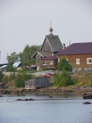 Рабочеостровск. Троицы Живоначальной, церковь
