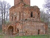 Церковь Алексия, митрополита Московского - Подкопаево - Мещовский район - Калужская область