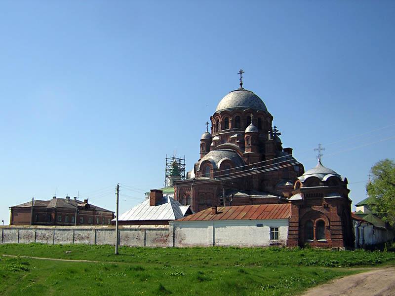 Иоанно-Предтеченский монастырь, Свияжск