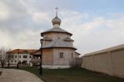 Иоанно-Предтеченский монастырь. Церковь Троицы Живоначальной - Свияжск - Зеленодольский район - Республика Татарстан