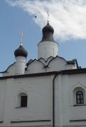 Иоанно-Предтеченский монастырь. Церковь Сергия Радонежского - Свияжск - Зеленодольский район - Республика Татарстан