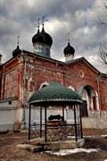 Церковь Покрова Пресвятой Богородицы - Карпово - Раменский район - Московская область