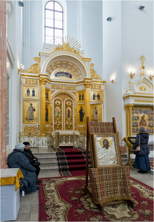 Собор Екатерины, Санкт-Петербург