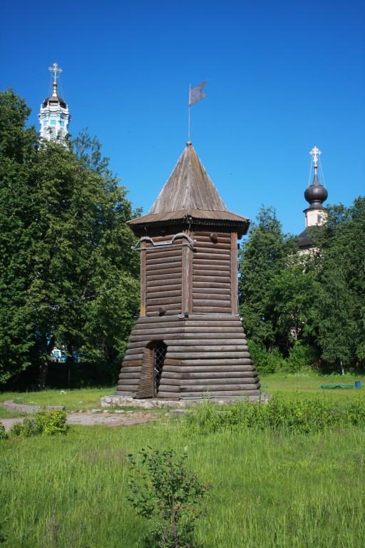 Тихоновский женский монастырь, Торопец